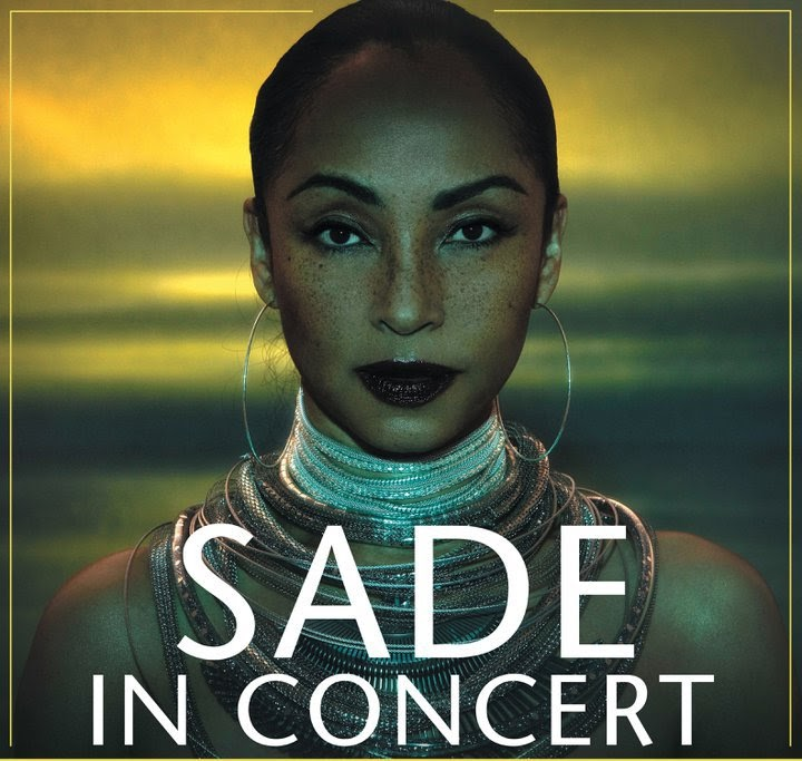 Sade tour dates