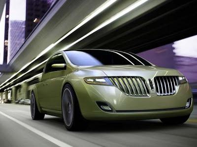 Excelent Concept Car Lincoln C 2009