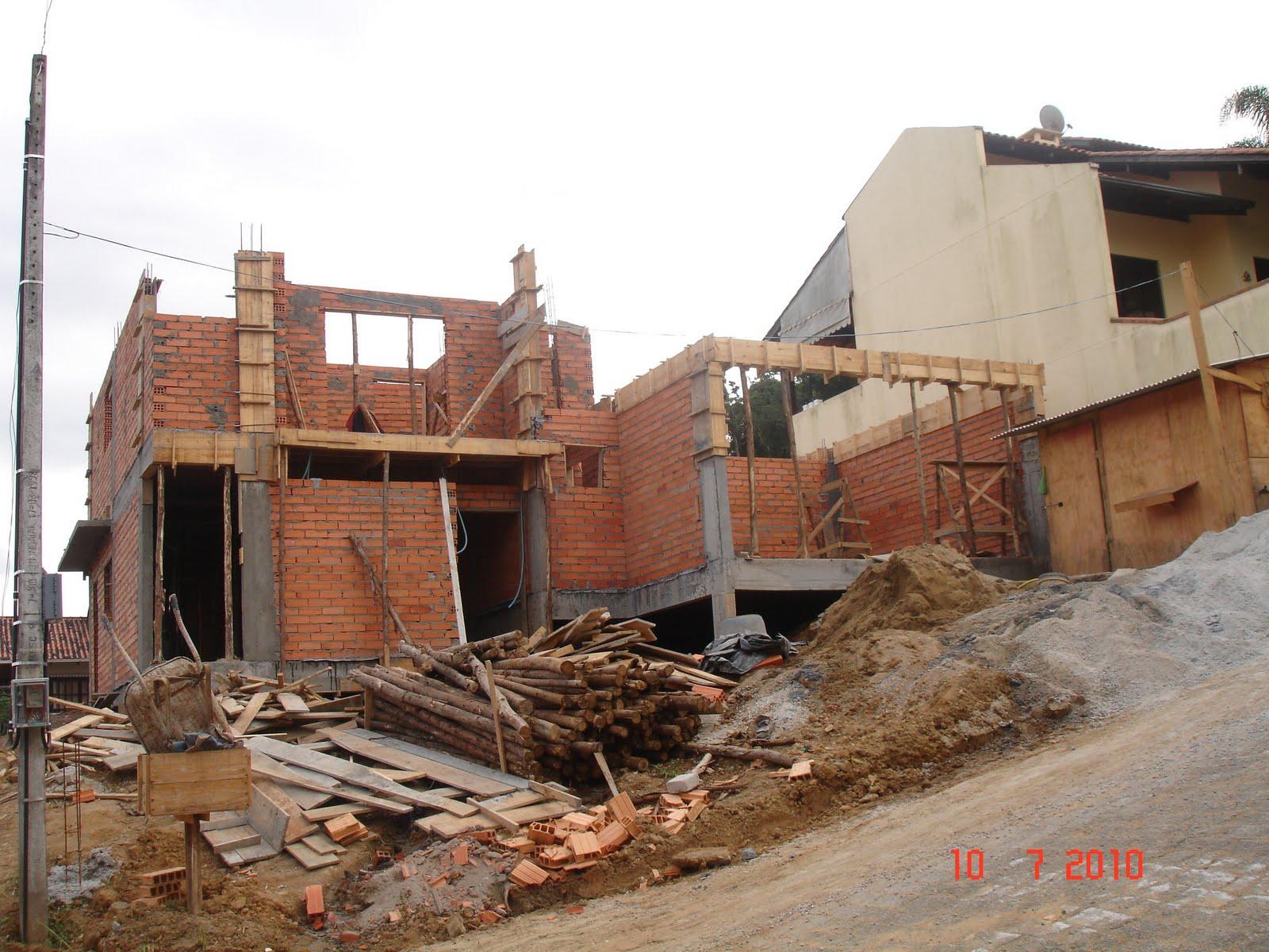 Nossa Casa no Site Construção da fundação ao acabamento: Fotos  #B02C1B 1600 1200