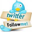 Следуй за мной в Твиттере