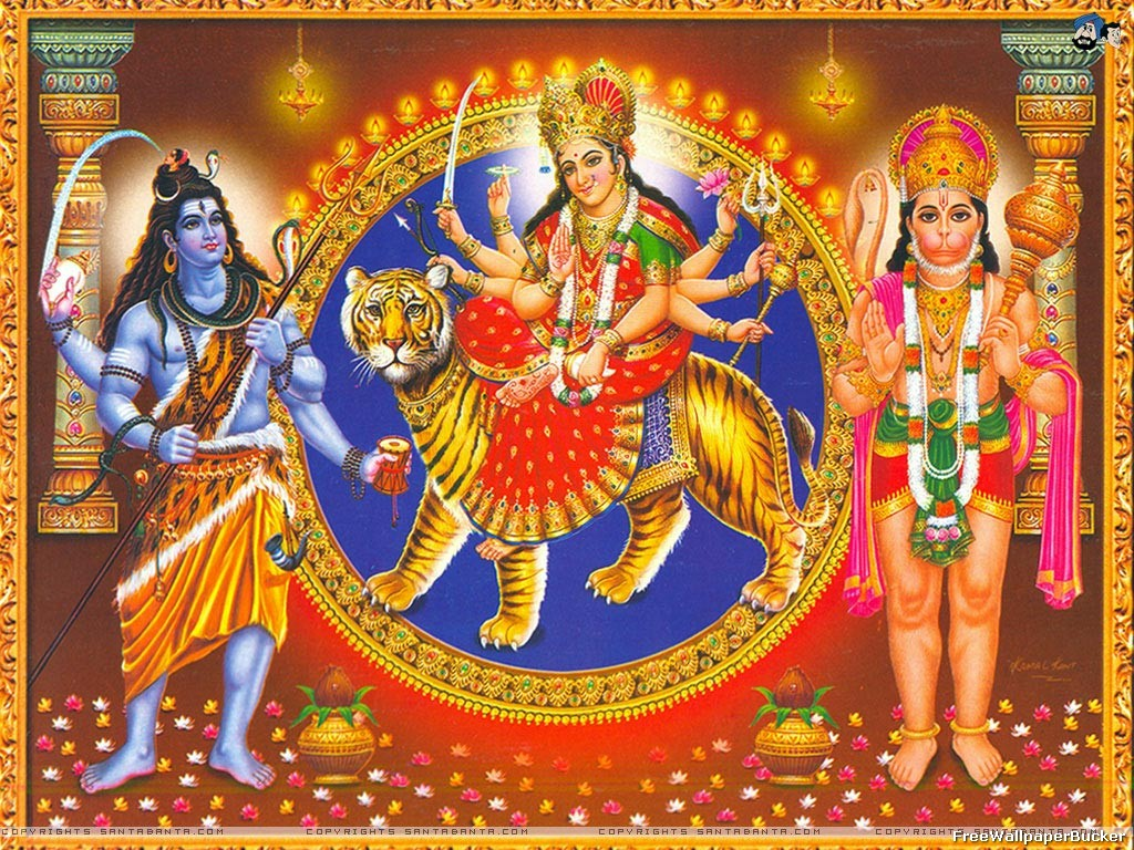 goddess durga 2018-5-23  durga is one of the goddesses in hinduism and is a form of devi, the supreme goddessin bengal, she is said to be the mother of ganesha and kartikeya as well of saraswati and lakshmi.