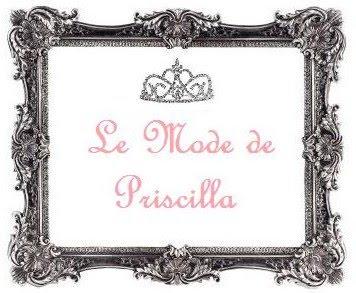 Le Mode de Priscilla