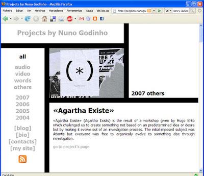 Projects by Nuno Godinho