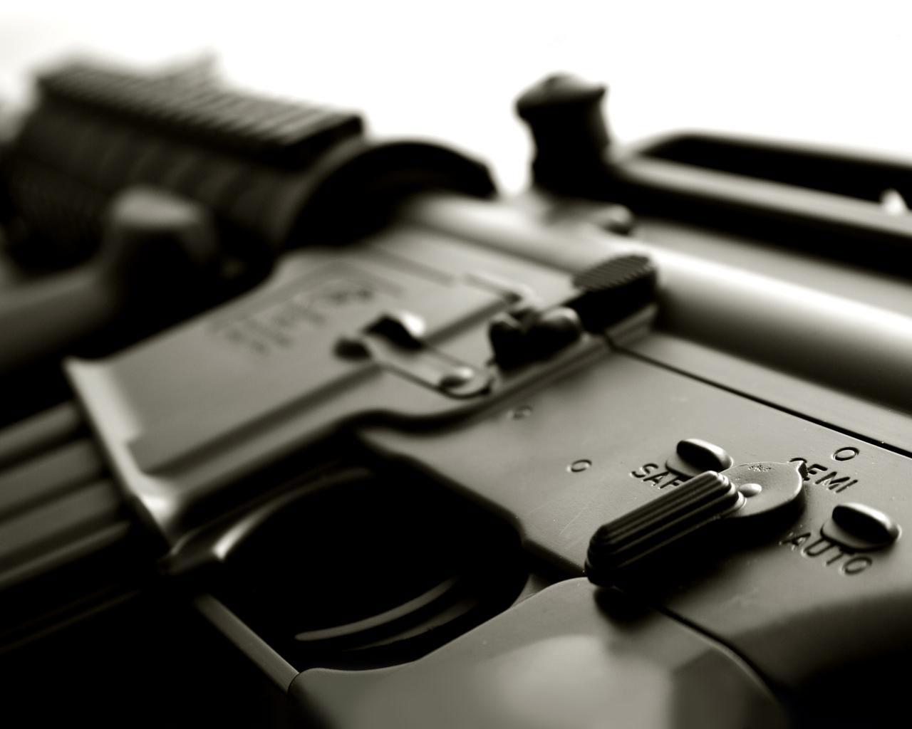 All Guns In The World Wallpaper