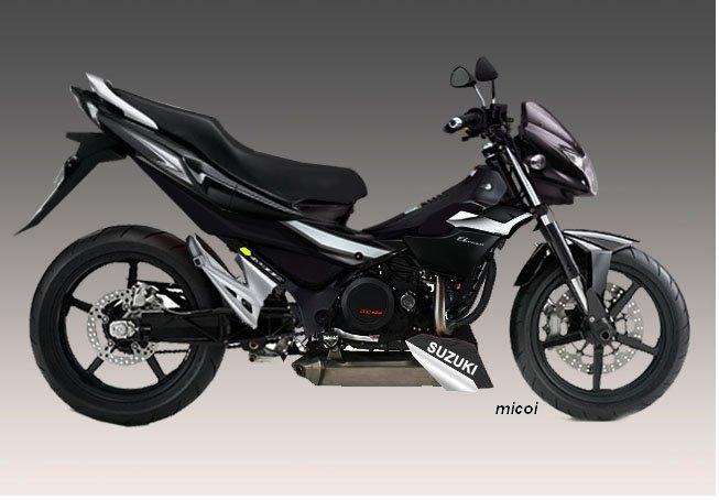 Suzuki Raider 200 rumors (Is it True?) - Page 2