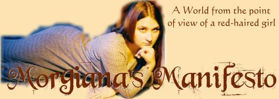 Morgiana's Manifesto