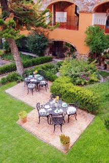 arquitectura del paisaje jardines mexicanos