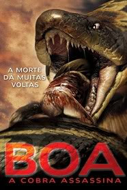 Assistir Filme Boa: A Cobra Assassina Dublado