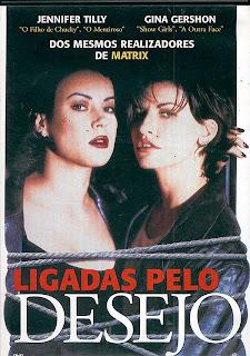 Filme poster Bound - Ligadas pelo Desejo DVDRip RMVB Legendado