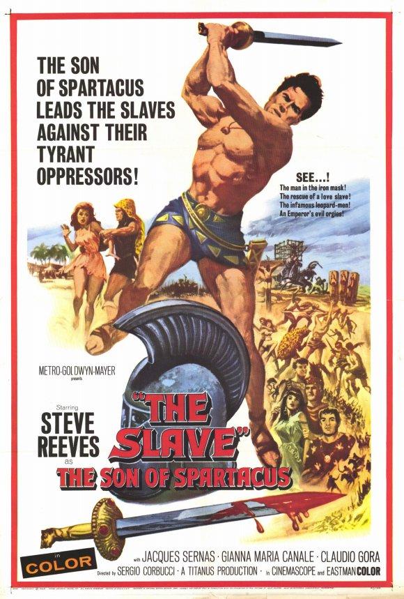 O Filho de Spartacus