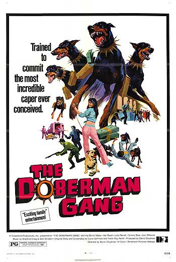 Filme A Gangue Dos Dobermans   Legendado