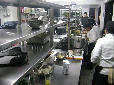 Colegio thotal gourmet cocina francesa falso pernil con for Cocina francesa gourmet