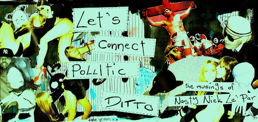 Lets connect politic' ditto