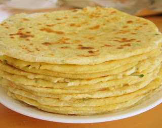 Mooli Parathas