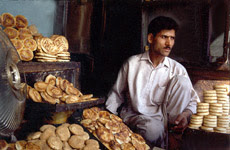 Kashmiri Breads
