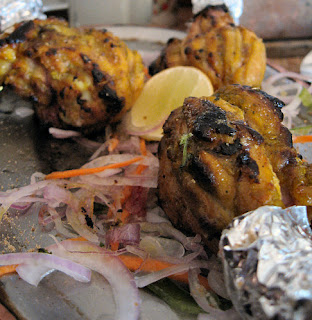 Tangdi Kabab