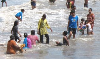 Swimwear in Indian Beaches