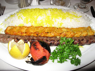 Kubideh at Arya Cupertino