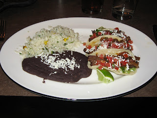 Tacos at Dos Caminos