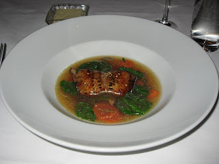 Broiled Sake Marinated Cod at Ame