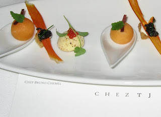 Amuse Bouches at Chez TJ