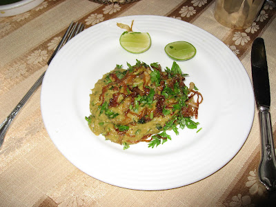 Haleem at Firdaus
