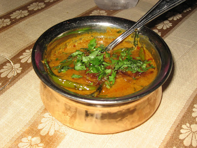 Mirchi Ka Salan at Firdaus