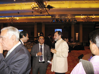 Prannoy Roy of NDTV