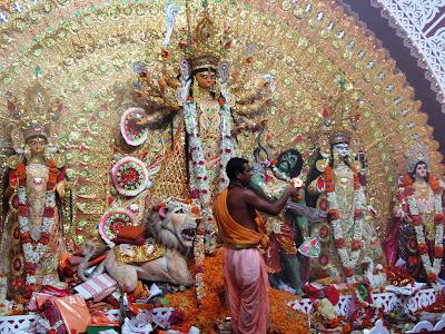 Durga Puja Pune