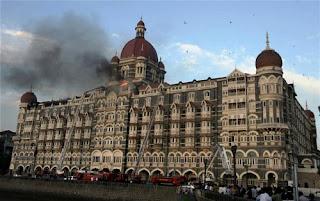 Taj Hotel Mumbai, 27 Nov 2008