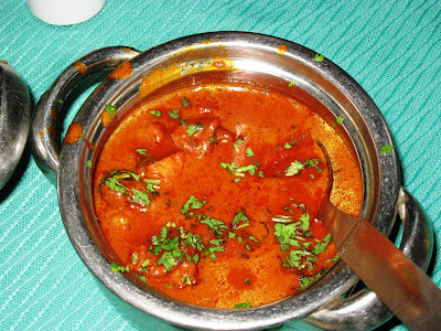 Rogan Josh at Wazwan