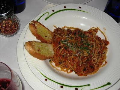 Spaghetti at Laguna Pune