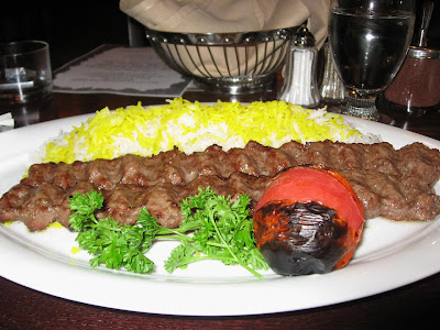 Chelo Kababs at Arya
