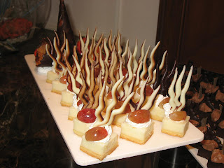 Desserts at Hornby's Pavillion, Mumbai