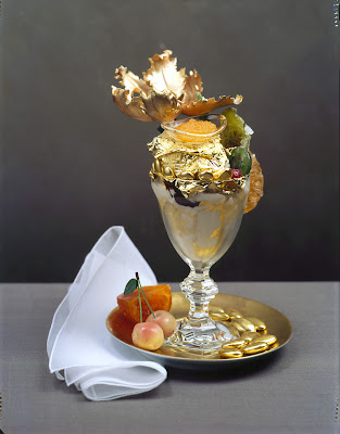 The world's most expensive dessert