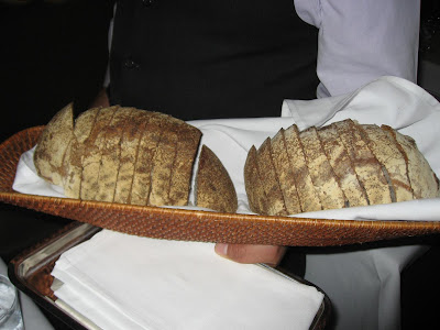 Breads at Manresa