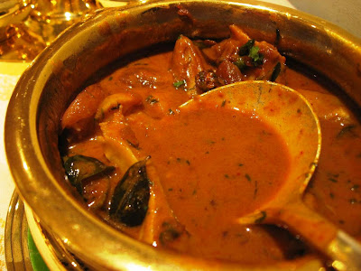 Allepy Fish Curry at Dakshin