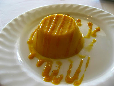 Mango Pudding at Taipan New Delhi