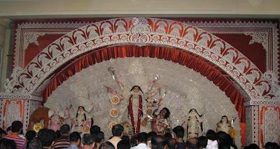 Durga Puja Koregaon Park Pune