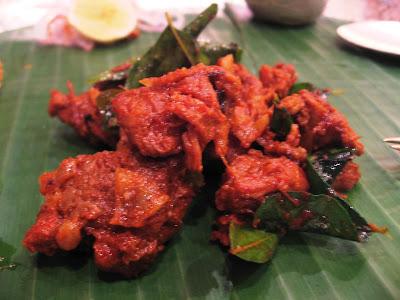 Kari Sukka at Southern Spice