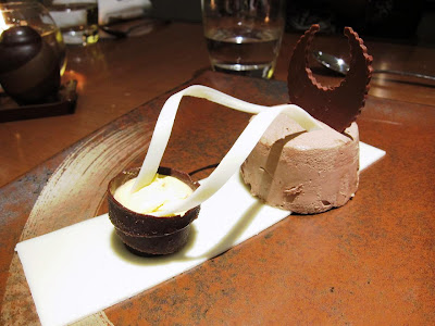 Chocolate Mousse at Kangan in The Westin Pune