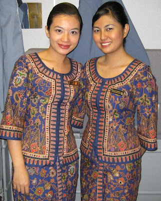 Singapore Airline Cabin Crew