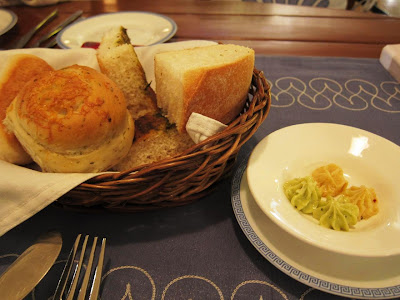 Breads at The Galaxy Grill Pune