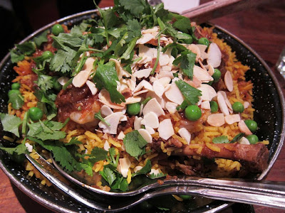 Chicken Casserole at Burma Superstar