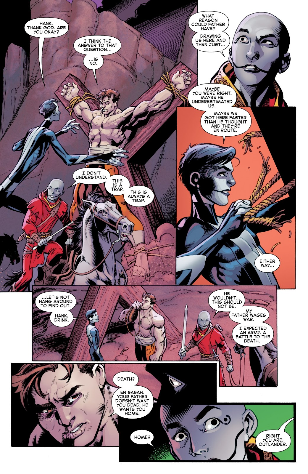 All-New X-Men (2016) Issue #11 #13 - English 9