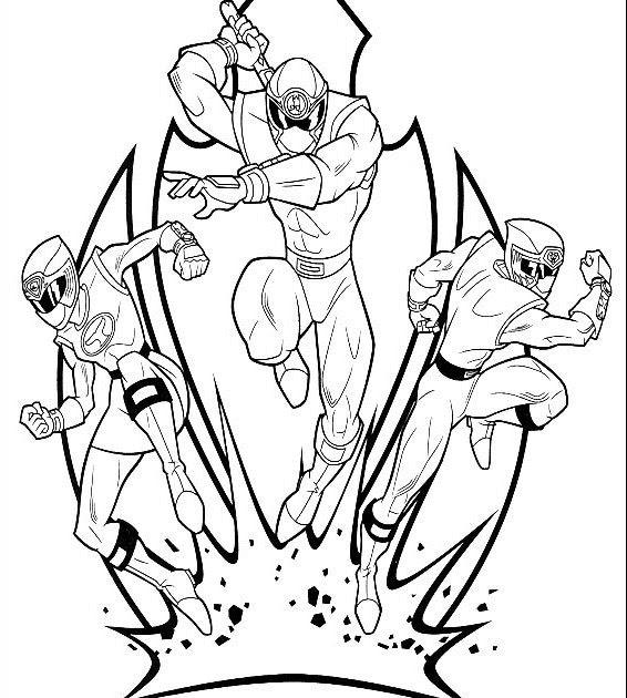 Único Power Rangers Para Colorear Libros Foto - Ideas Para Colorear ...