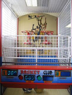 vintage teignmouth pier arcade