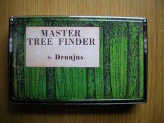 Drunjus Master Tree Finder Bumtapes