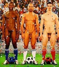 Play Sports Naked!