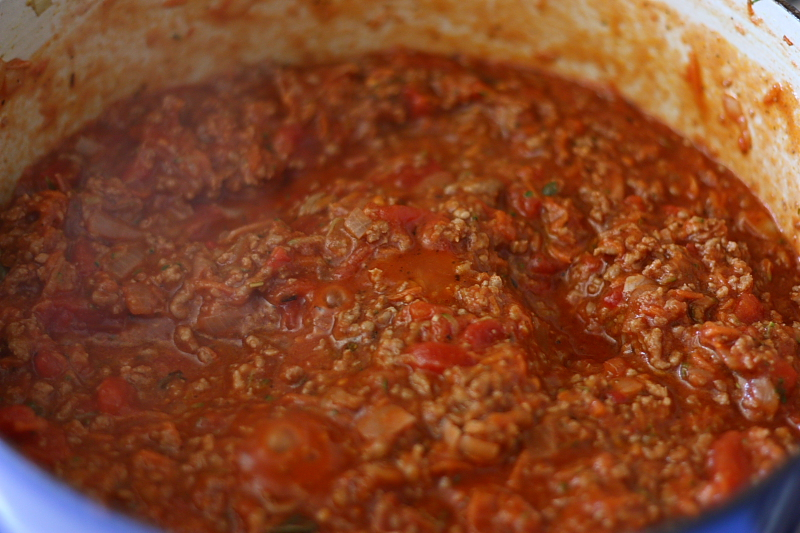 Slightly Organised Chaos: The Best Bolognese Sauce